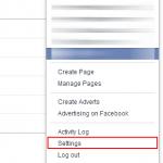 facebook_main_menu